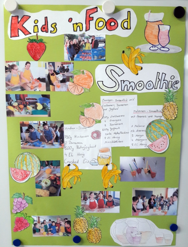 kids n food plakat